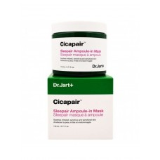 Восстанавливающая ночная маска антистресс для лица Dr. Jart+ Cicapair Sleepair Ampoule-in Mask 110 мл